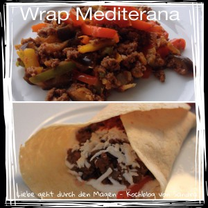 Wrap Mediterana