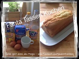 Fanta Tassen Kuchen Sandras Kochblog