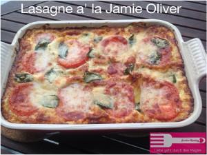 Lasagne Ala Jamie Oliver Sandras Kochblog
