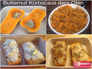 Butternut Kürbis Mit Hack Low Carb Sandras Kochblog