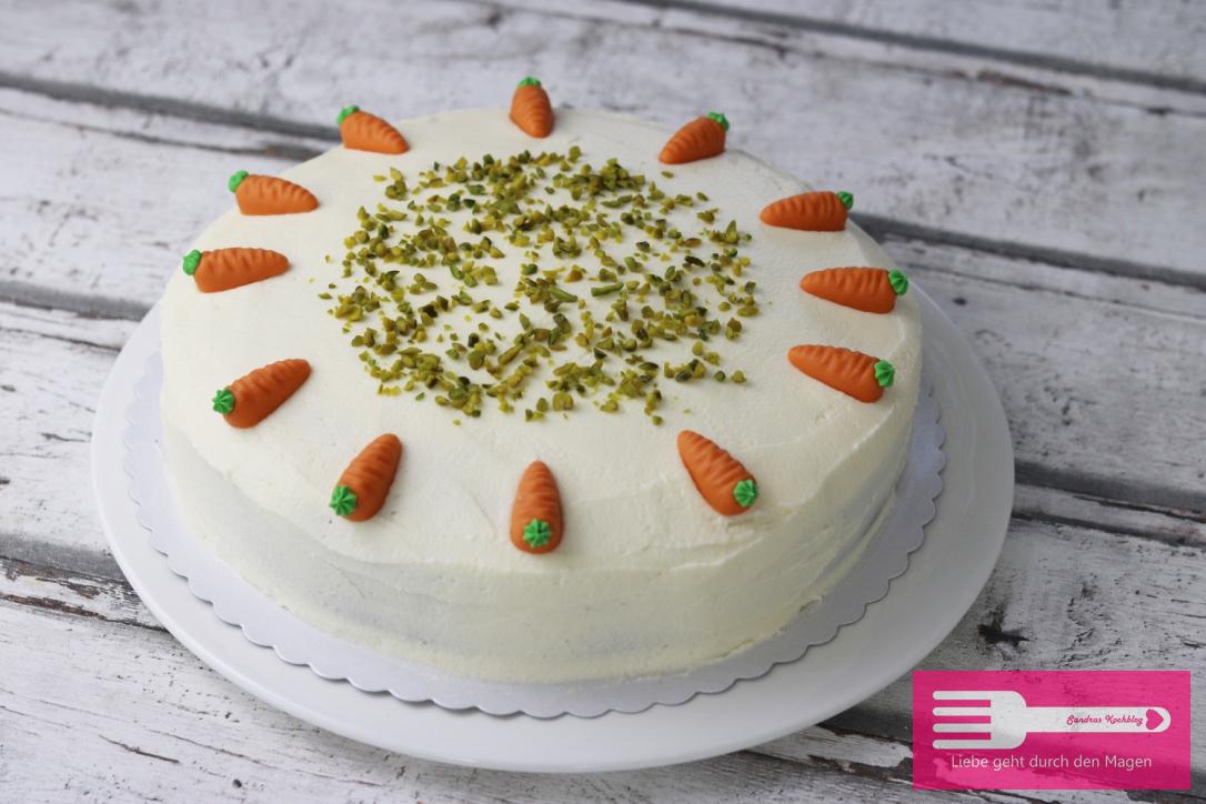 Mohrenkuchen Mit Frischkase Frosting Sandras Kochblog