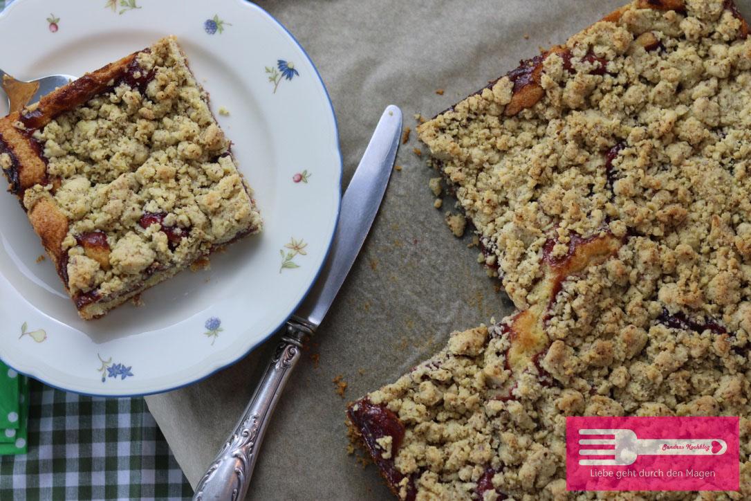 Marmeladen Streuselkuchen Sandras Kochblog
