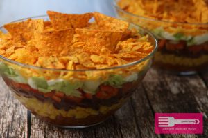 Nacho Salat Sandras Kochblog
