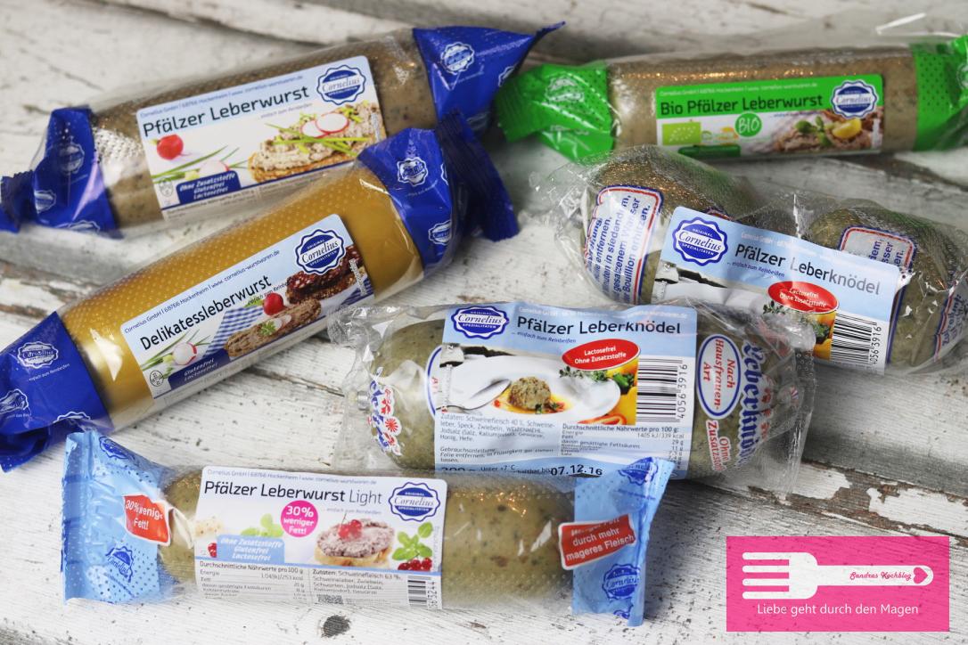 Eine kleine Auswahl der Produkte