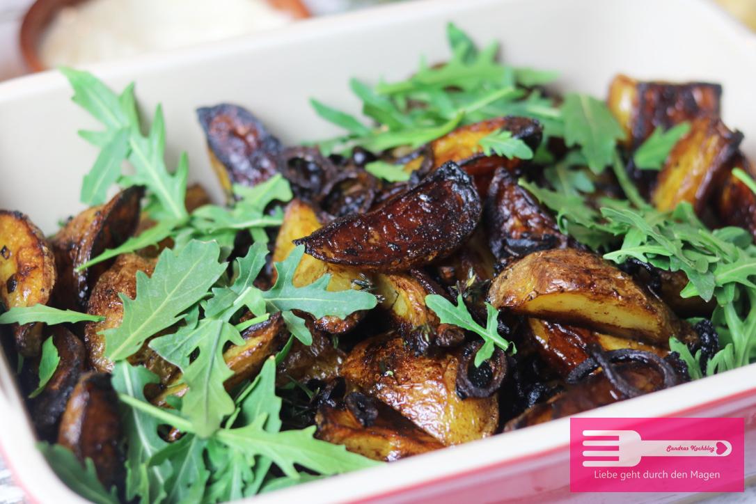 Balsamico Kartoffeln (Jamie Oliver)