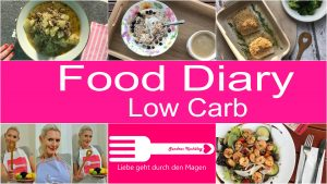 Low Carb Food Diary YouTube