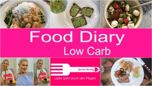 Food Diary YouTube Low Carb # 50