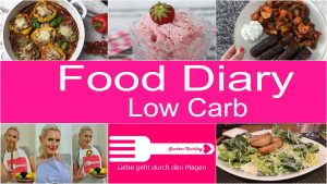 Food Diary Video Low Carb