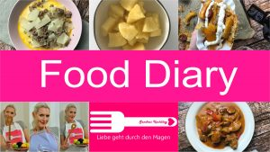 Food Diary 58 YouTube Sandras Kochblog