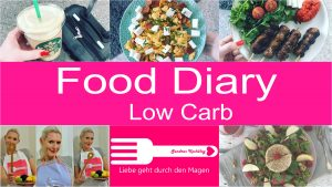 Food Diary YouTube Low Carb