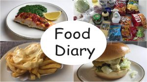 Food Diary 62 YouTube