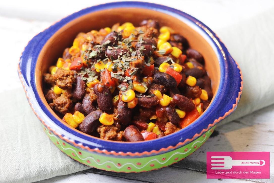 Mexikanische Ofenkartoffeln