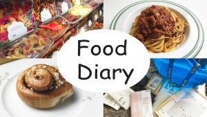 Food Diary Sandras Kochblog YouTube