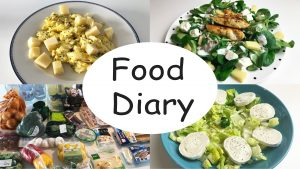 Food Diary Low Carb