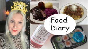 Food Diary 73 YouTube Sandras Kochblog