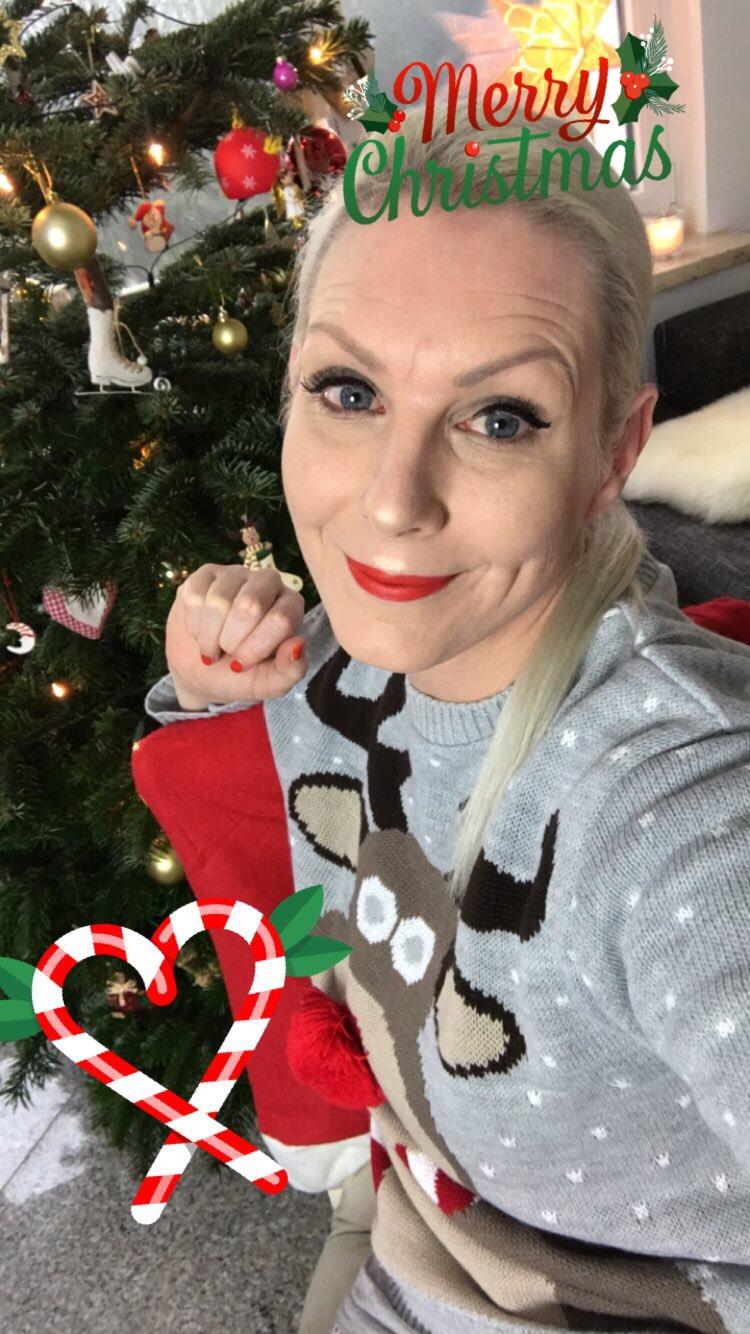 Fröhliche Weihnachten meine  Lieben 💕
