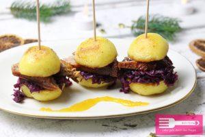 Knoedel Burger