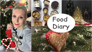 weihnachts food Diary Kopie