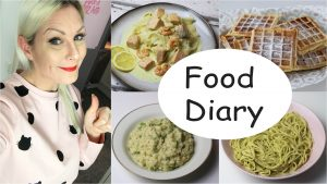Food Diary Sandras Kochblog YouTube Video