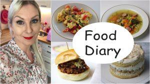 Food Diary deutsch Sandras Kochblog