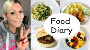 Food Diary YouTube Sandras Kochblog