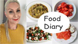 Low Carb Food Diary deutsch Sandras Kochblog Video