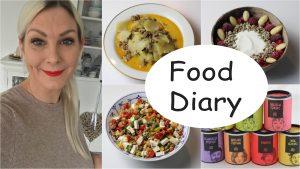Food Diary Low Carb deutsch YouTube Sandras Kochblog