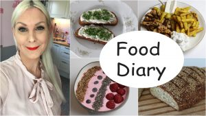 Food Diary Low Carb Video Sandras Kochblog