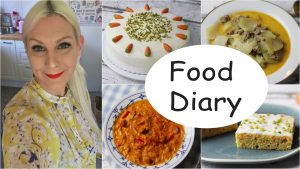 Low Carb Food Diary Sandras Kochblog Video YouTube