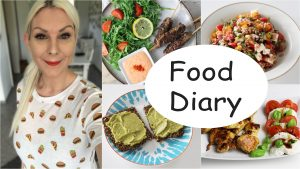 Sandras Kochblog Low Carb Food Diary Video