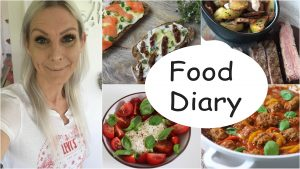 Low Carb Food Diary Sandras Kochblog