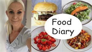 Food Diary Low Carb Cheatday Sandras Kochblog