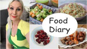 Food Diary Sandras Kochblog Low Carb