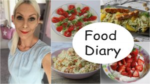 Low Carb Food Diary deutsch
