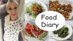 Food Diary Low Carb Abnehmen
