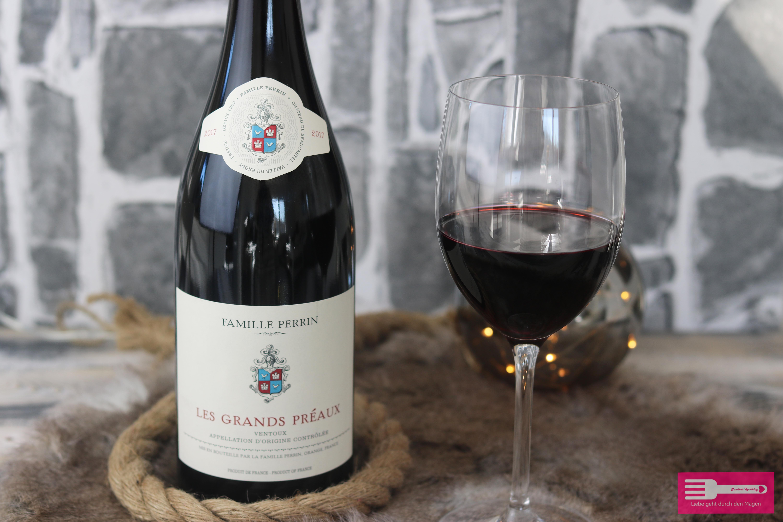 Ein wirklich toller Rotwein der Familie Perrin