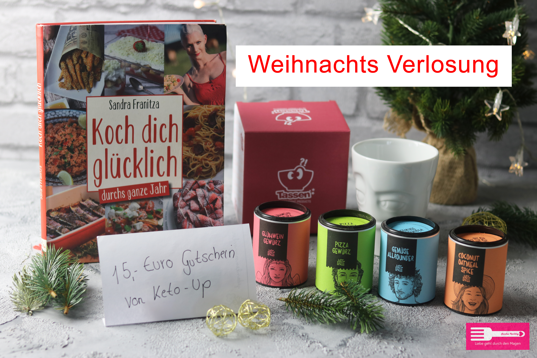 Weihnachtsverlosung Sandras Kochblog