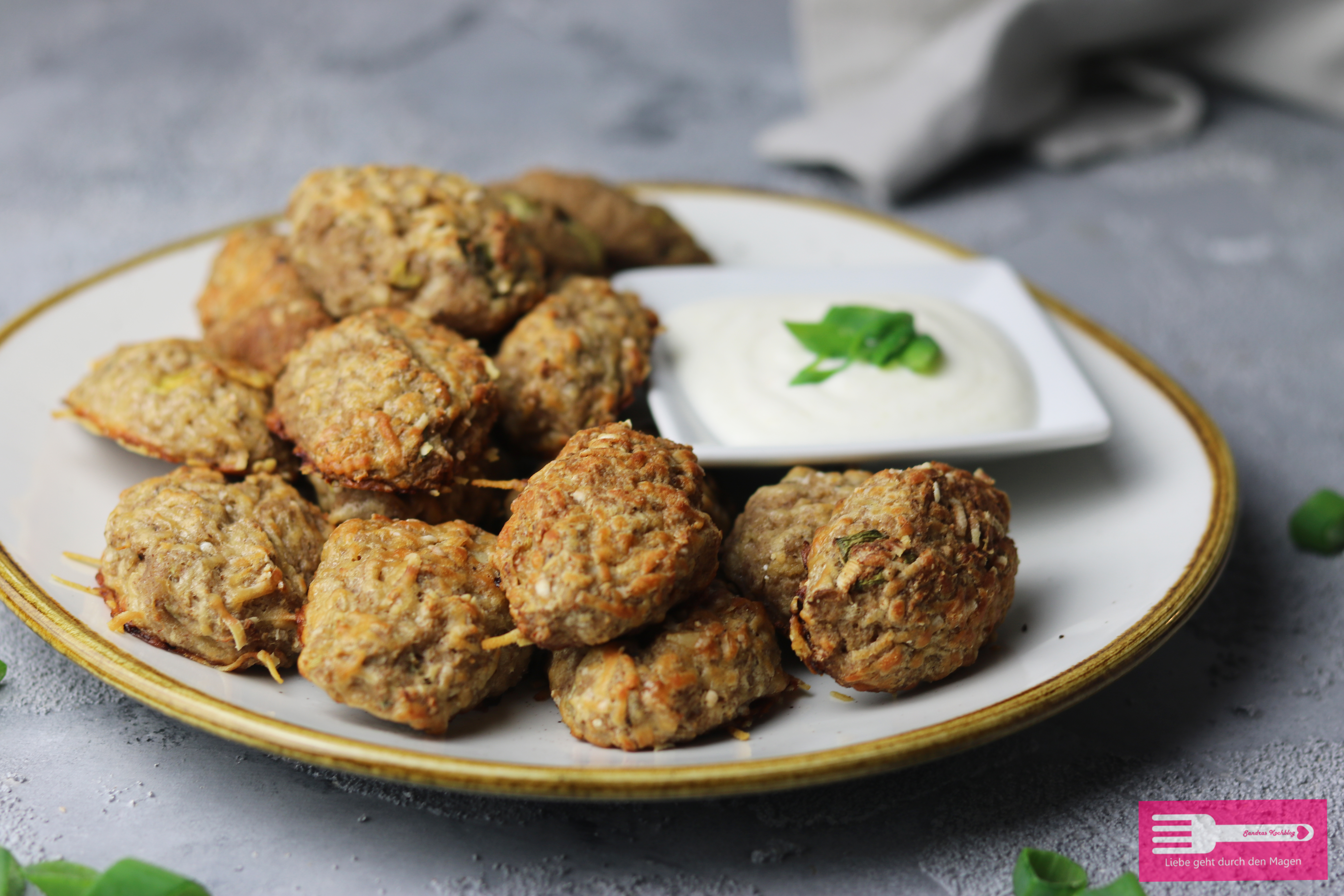 Blumenkohl Nuggets Low Carb
