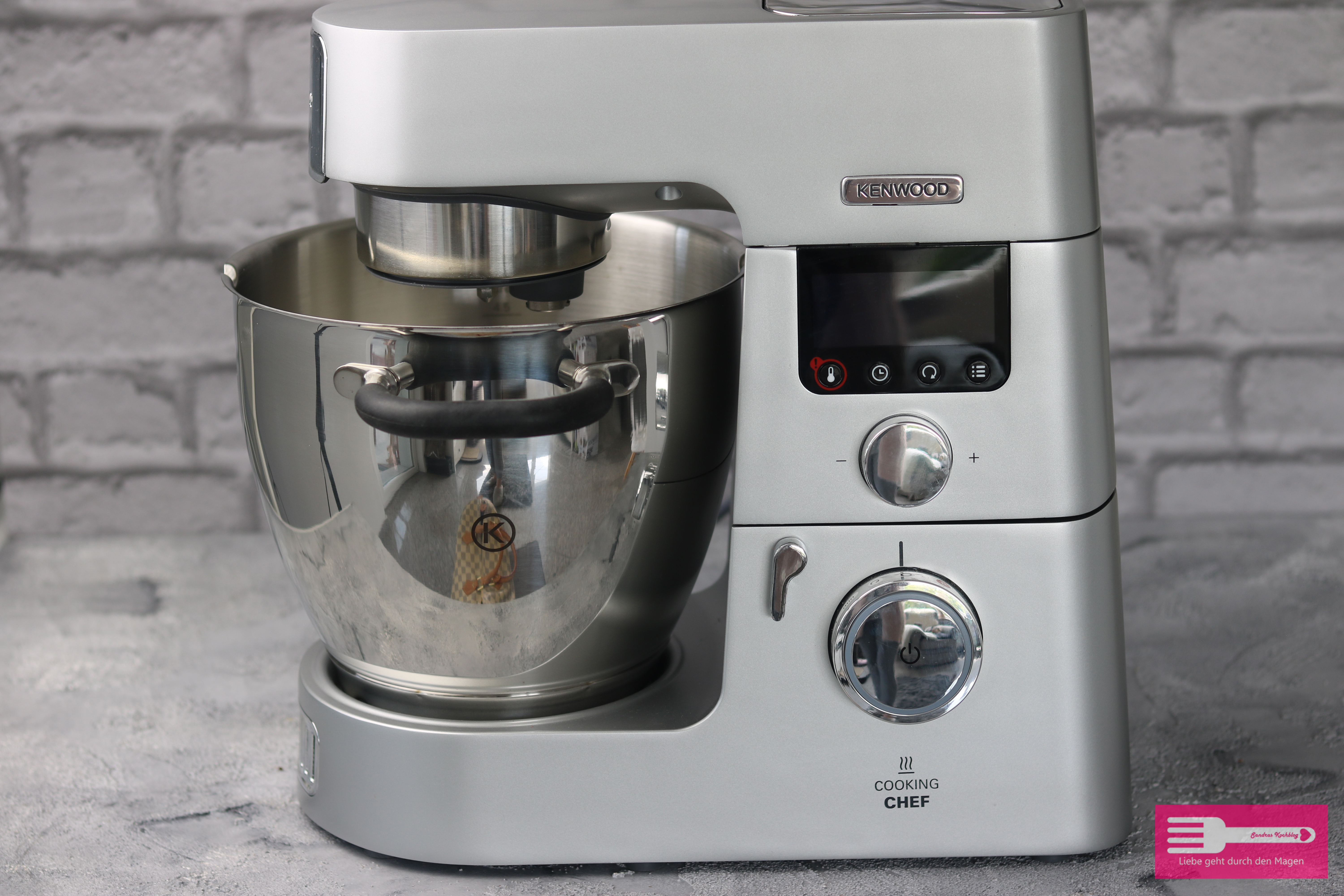 Kenwood Cooking Chef Gourmet KCC 9060 S