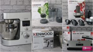 Sparkpaket Kenwood Cooking Chef